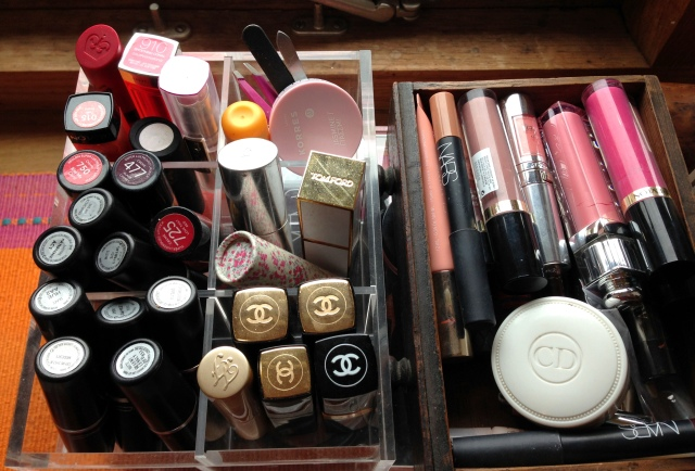 Lipstick Obsessed!